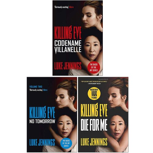 Killing Eve Series 3 Books Collection Set