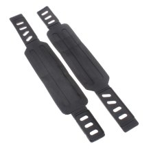 Kabalo Universal Replacement Exercise Bike Gym Cycling Machine Pedal Straps