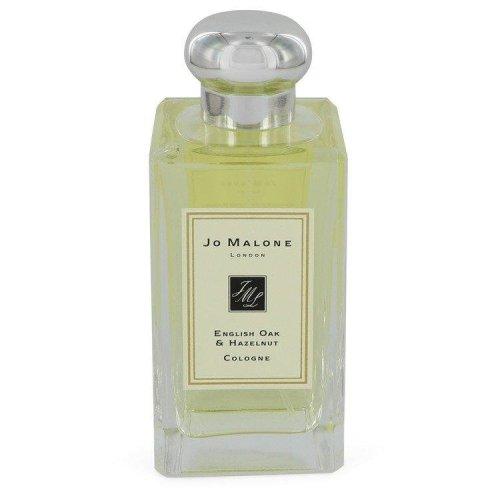 Jo Malone English Oak & Hazelnut by Jo Malone Cologne Spray (Unisex unboxed) 3.4 oz