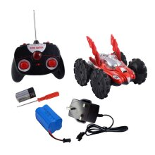 Remote Control Car Electric Amphibious Stunt Attack RC Car Toy Toyrific 360¡ã