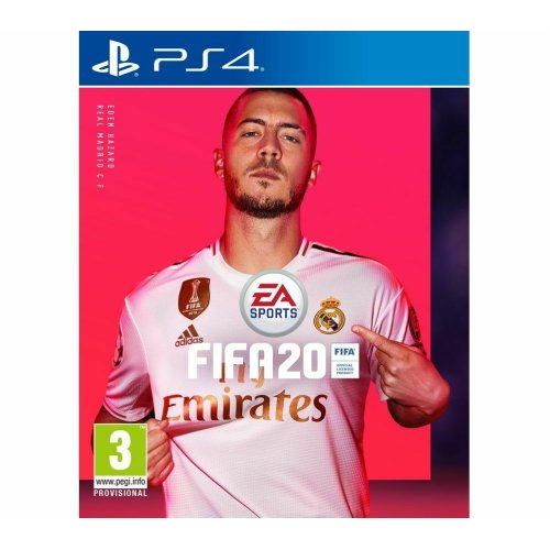 EA Sports FIFA 20 PS4 Game