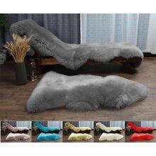 Fluffy Sheepskin Rug Faux Fur Hairy Shaggy Rugs