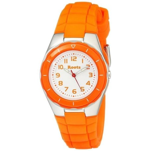 Roots 1R-AT425OR1O Roots Womens Saturna Analog Sports Watch, Orange