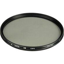 Hoya 58mm Circular Polarizing CPL HD Digital Glass Filter