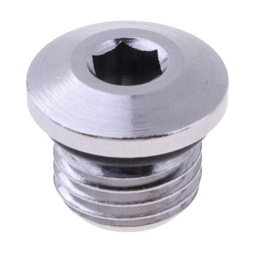 Perfeclan Dive Regulator, High Pressure/ Low Pressure Port Plugs, Screws Adapter With O -Ring
