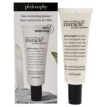 Philosophy Anti-Wrinkle Miracle Worker Primer Plus Line-Correcting Primer - 0.9 oz Primer