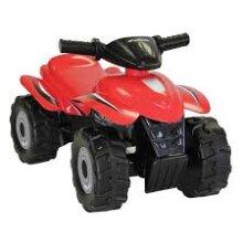 Honda Red Sport ATV Ride-On