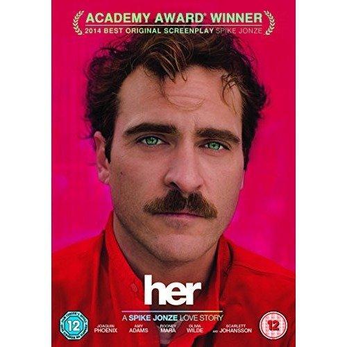 Her Blu-Ray [2014]