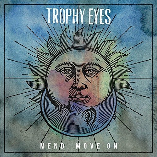 Trophy Eyes - Mend Move on [CD]