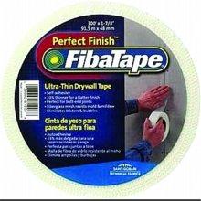FibaTape FDW8191-U 1.87 x 300 ft. Ultra Thin Perfect Finish Drywall Tape