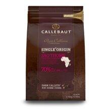 Callebaut Origin, Sao Tome dark chocolate chips