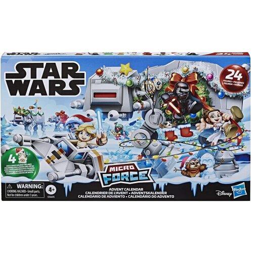 Star Wars Micro Force Advent Calendar   Star Wars Advent Calendar