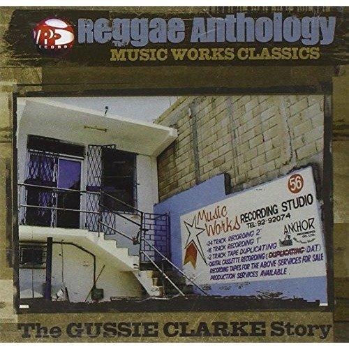 Reggae Anthology Music Works [CD]