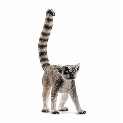 Schleich 14827 Wild Life Ring-Tailed Lemur Figure