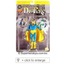 Dc Direct Dr. Fate Action Figure