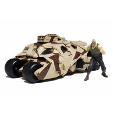 Dark Knight Armoured Tumbler Model Kit with Bane Figure