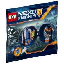 LEGO Nexo Knights Clay Armor Pod Polybag Set 5004914 (Bagged)