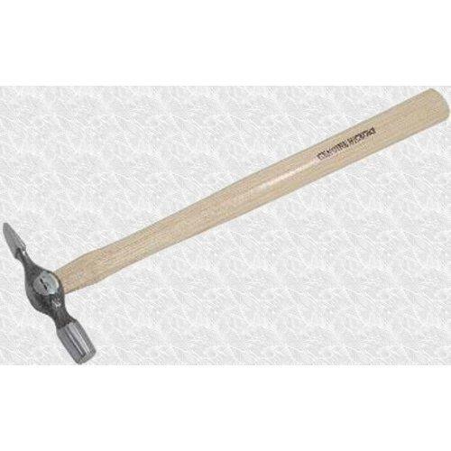 Pin Hammer -  pin hammer wooden pein cross handle 13 nails diy small tack tool
