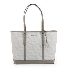 Michael Kors Women's Shopping Bag White JETSET_35T0STVT3V