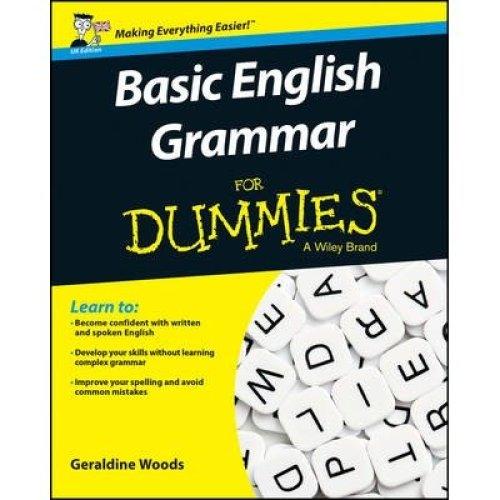 Basic English Grammar for Dummies