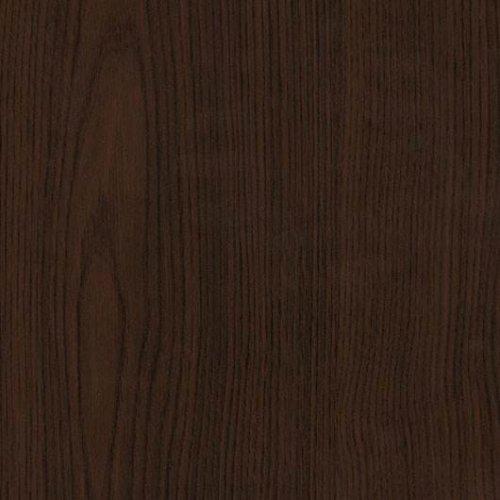 d-c-fix Sticky Decor Self-Adhesive Wood Vinyl Film Maron Dark 450mm/m