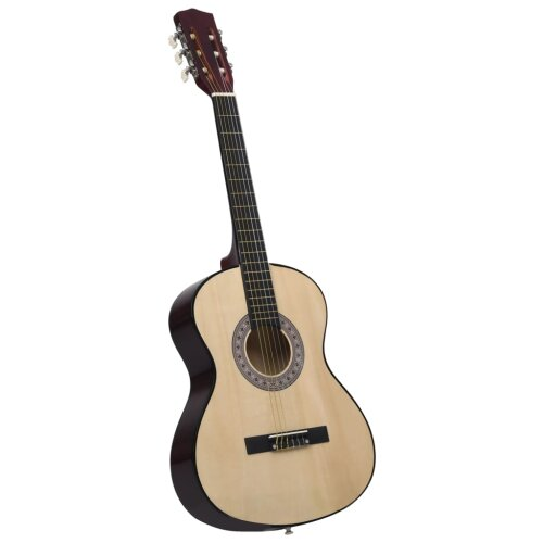 Classical Acoustic Guitar for Beginner 4/4 39 Basswood