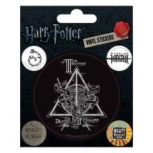Harry Potter Symbols Vinyl Stickers