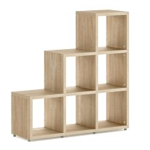 6 Cube Shelf, Storage Cube Shelves 1120x1100x330mm