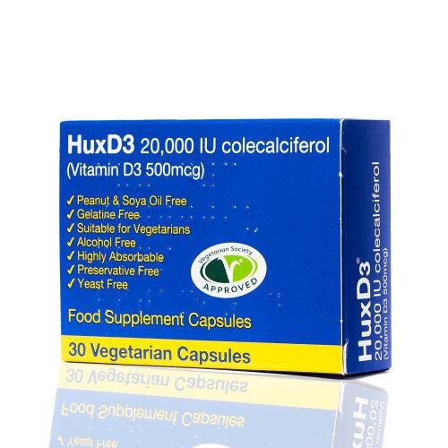 Hux D3 20,000 iu Colecalciferol