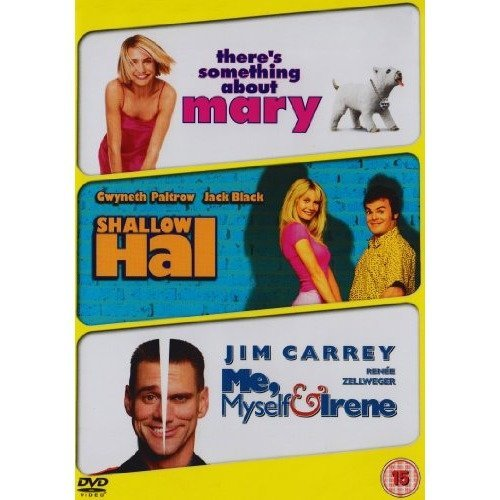 Theres Something About Mary / Shallow Hal / Me, Myself & Irene DVD [2009]
