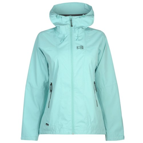 Millet Fitz 2.5L Jacket Womens Blue Outdoor Top Ladies Outerwear
