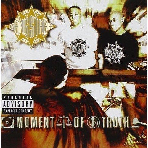 Gang Starr - Moment of Truth (emi) [CD]