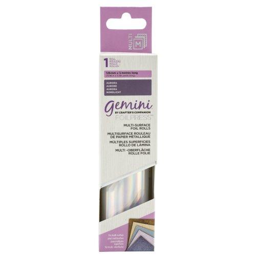 Gemini Foilpress Multi Surface Foil Roll-Aurora