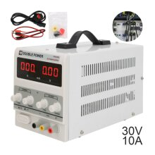Variable Linear Adjustable Lab DC Bench Power Supply 30V 5A DC Power