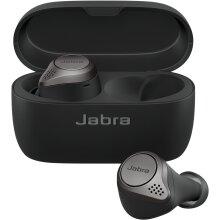 Jabra Elite 75t Titanium Black True Wireless Bluetooth In-Ear Headphones