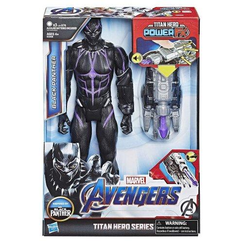 Marvel Avengers: Endgame Titan Hero Power FX Black Panther