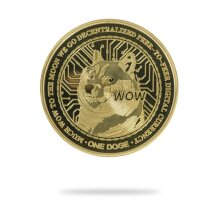 Doge Dogecoin Doge coin Crypto cryptocurrency Bitcoin - Collectable Cryptocurrency You Can Hold