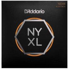 D'Addario NYXL1046 Regular Light Electric Guitar Strings