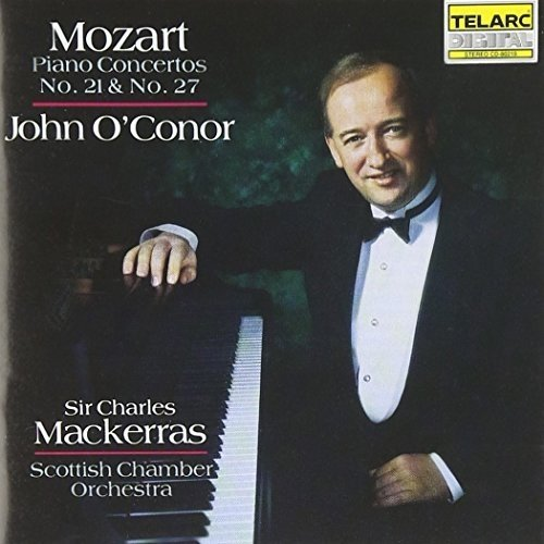 John Oconor - Mozart: Piano Concertos Nos. 21 and 27 [CD]