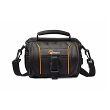 Lowepro Adventura SH 110 II A Protective and Compact Shoulder Bag for a Camcorder CSC or Action Video Camera