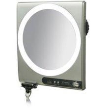 Fogless Shower 1X To 5X Mirror With Surround Light
