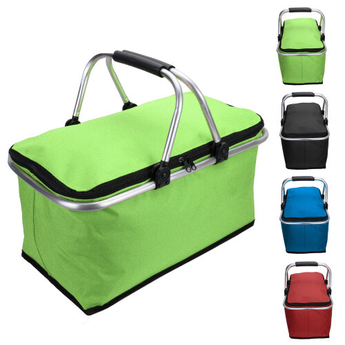 30L Large Insulated Folding Picnic Bag
