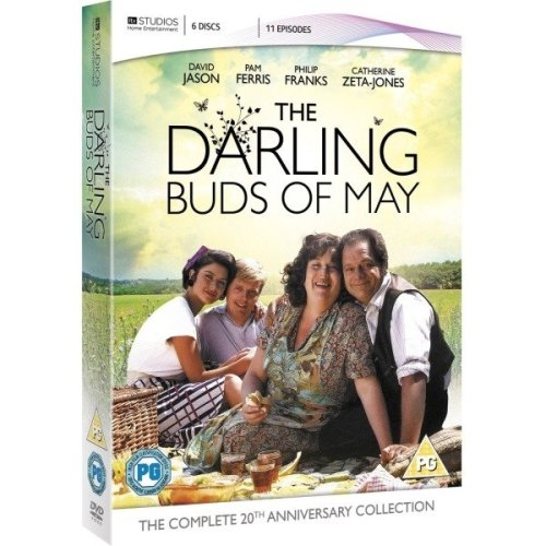 The Darling Buds Of May Series 1 to 3 Complete Collection DVD [2011]