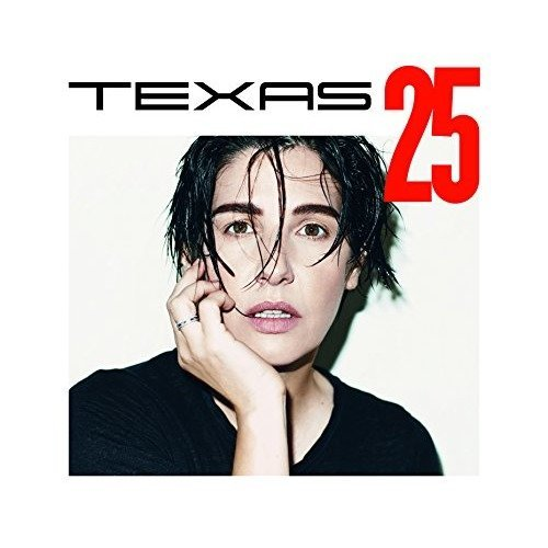 Texas - Texas 25 [CD]