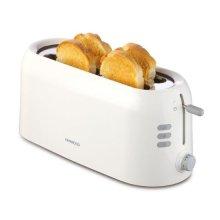 Kenwood TTP210 4-Slice Long Toaster (White)