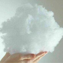 Virgin HollowFibre Polyester Filling Soft Stuffing Toy Teddy Bear 15kg