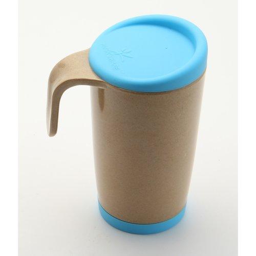 OLPRO Husk Travel Mug - Blue