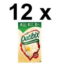 12 x Weetabix Oatibix Instant Whole Oats Cereal 450g FULL CASE BBE 06/11/20 BULK