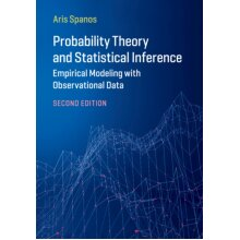 Probability Theory and Statistical Inference by Spanos & Aris Virginia Polytechnic Institute and Sta - Used