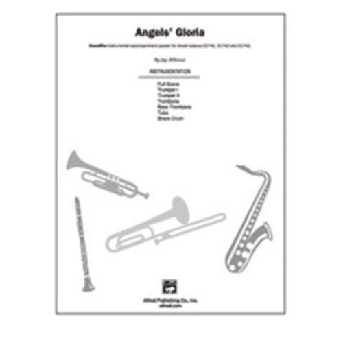 Alfred 00-21745 ANGELS GLORIA-SPX SET4D